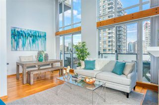 """Photo 9: 505 10 RENAISSANCE Square in New Westminster: Quay Condo for sale in """"MURANO LOFTS"""" : MLS®# R2348656"""