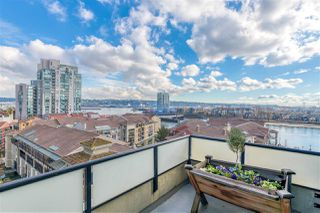 """Photo 19: 505 10 RENAISSANCE Square in New Westminster: Quay Condo for sale in """"MURANO LOFTS"""" : MLS®# R2348656"""