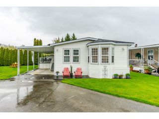 """Main Photo: 404 1840 160 Street in Surrey: King George Corridor Manufactured Home for sale in """"Breakaway Bays"""" (South Surrey White Rock)  : MLS®# R2355535"""