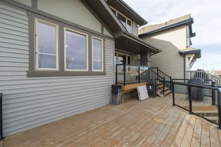Photo 30: 447 AINSLIE Crescent in Edmonton: Zone 56 House for sale : MLS®# E4152449