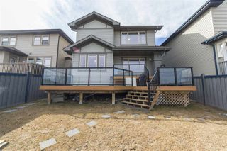 Photo 28: 447 AINSLIE Crescent in Edmonton: Zone 56 House for sale : MLS®# E4152449