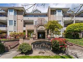 "Main Photo: 203 1999 SUFFOLK Avenue in Port Coquitlam: Glenwood PQ Condo for sale in ""Key West"" : MLS®# R2363876"