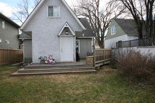 Photo 20: 9530 75 Avenue in Edmonton: Zone 17 House for sale : MLS®# E4155234