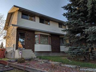 Main Photo: 6342 34A Avenue in Edmonton: Zone 29 House Half Duplex for sale : MLS®# E4155891