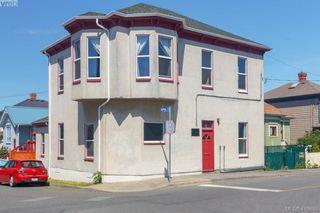 Main Photo: 2203 Spring Road in VICTORIA: Vi Fernwood Revenue 4-Plex for sale (Victoria)  : MLS®# 410655