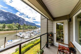 "Photo 3: 206 1468 PEMBERTON Avenue in Squamish: Downtown SQ Condo for sale in ""MARINA ESTATES"" : MLS®# R2371646"