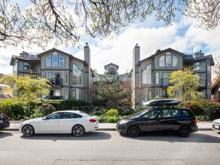 "Main Photo: 201 888 W 13TH Avenue in Vancouver: Fairview VW Condo for sale in ""CASABLANCA"" (Vancouver West)  : MLS®# R2376182"