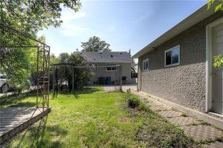 Photo 18: 125 Wexford Street in Winnipeg: Single Family Detached for sale (1F)  : MLS®# 1915176