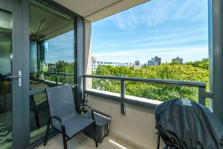 """Photo 13: 609 2851 HEATHER Street in Vancouver: Fairview VW Condo for sale in """"TAPESTRY"""" (Vancouver West)  : MLS®# R2381795"""