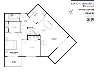 """Photo 20: 209 8040 BLUNDELL Road in Richmond: Garden City Condo for sale in """"Blundell Place"""" : MLS®# R2384898"""