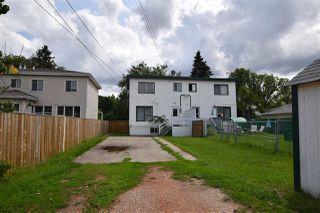 Photo 14: 13534 WOODCROFT Avenue in Edmonton: Zone 07 House Half Duplex for sale : MLS®# E4164725