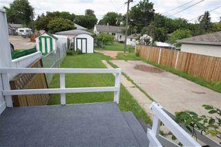 Photo 15: 13534 WOODCROFT Avenue in Edmonton: Zone 07 House Half Duplex for sale : MLS®# E4164725