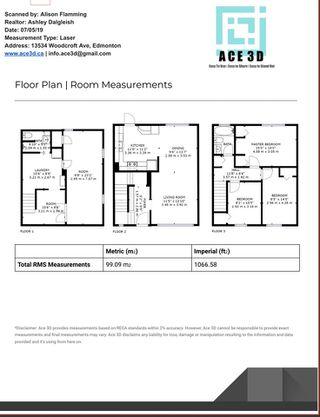 Photo 18: 13534 WOODCROFT Avenue in Edmonton: Zone 07 House Half Duplex for sale : MLS®# E4164725
