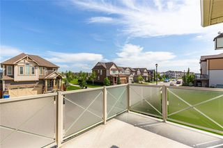 Photo 20: 145 WINDSTONE Avenue SW: Airdrie Row/Townhouse for sale : MLS®# C4260990