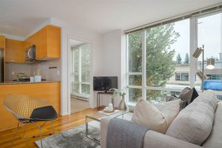 Photo 3: 207 2483 SPRUCE STREET in Vancouver: Fairview VW Condo for sale (Vancouver West)  : MLS®# R2387778