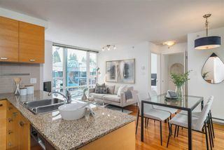 Photo 7: 207 2483 SPRUCE STREET in Vancouver: Fairview VW Condo for sale (Vancouver West)  : MLS®# R2387778