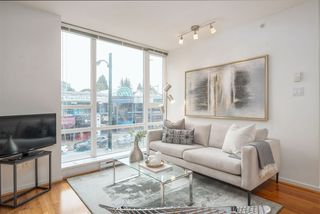 Photo 2: 207 2483 SPRUCE STREET in Vancouver: Fairview VW Condo for sale (Vancouver West)  : MLS®# R2387778