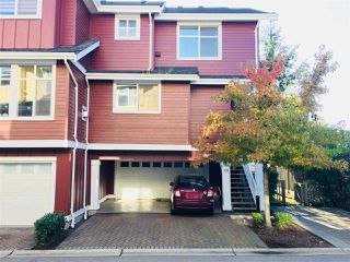 Main Photo: 122 935 EWEN Avenue in New Westminster: Queensborough Townhouse for sale : MLS®# R2408957