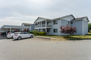 Photo 1: 211 32691 Garibaldi Drive in Abbotsford: Abbotsford West Townhouse for sale : MLS®# R2418995