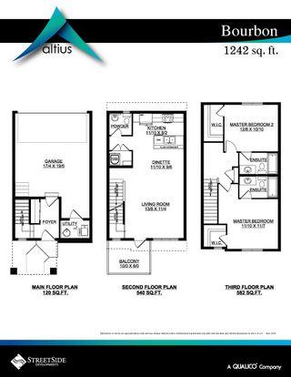 Photo 2: 97 1530 Tamarack Boulevard in Edmonton: Zone 30 Townhouse for sale : MLS®# E4181893