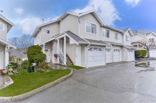 "Main Photo: 30 11588 232 Street in Maple Ridge: Cottonwood MR Townhouse for sale in ""COTTONWOOD VILLAGE"" : MLS®# R2447999"
