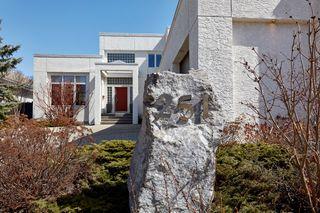 Photo 2: 251 Wilson Lane NW: Edmonton House for sale