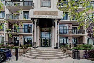 Photo 2: 101 131 QUARRY Way SE in Calgary: Douglasdale/Glen Apartment for sale : MLS®# C4301706