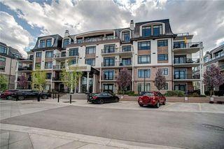 Photo 1: 101 131 QUARRY Way SE in Calgary: Douglasdale/Glen Apartment for sale : MLS®# C4301706