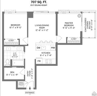 """Photo 12: 503 1788 COLUMBIA Street in Vancouver: False Creek Condo for sale in """"EPIC AT WEST"""" (Vancouver West)  : MLS®# R2466069"""
