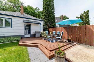 Photo 23: 813 Dudley Avenue in Winnipeg: Residential for sale (1B)  : MLS®# 202013908
