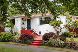 Photo 1: 50 Cambridge St in Victoria: Vi Fairfield West Half Duplex for sale : MLS®# 844807