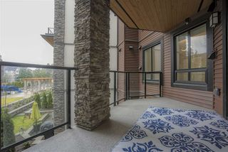 "Photo 18: 214 12460 191 Street in Pitt Meadows: Mid Meadows Condo for sale in ""ORION"" : MLS®# R2501550"