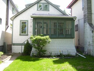 Photo 2: 396 Rosedale Avenue in WINNIPEG: Manitoba Other Residential for sale : MLS®# 1104567