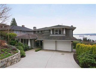 Main Photo: 2320 OTTAWA Avenue in West Vancouver: Dundarave House for sale : MLS®# V878350