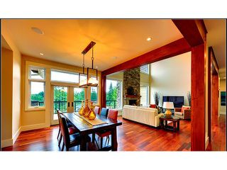 "Photo 3: 1055 HERON Way: Anmore House for sale in ""RIDGEWOOD ESTATES"" (Port Moody)  : MLS®# V886451"