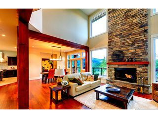 """Photo 2: 1055 HERON Way: Anmore House for sale in """"RIDGEWOOD ESTATES"""" (Port Moody)  : MLS®# V886451"""