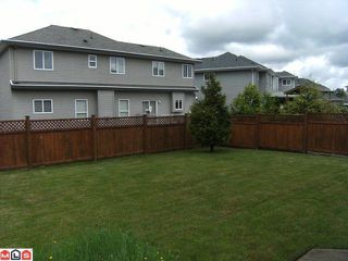 "Photo 20: 6333 167A Street in Surrey: Cloverdale BC House for sale in ""CLOVER RIDGE"" (Cloverdale)  : MLS®# F1113809"