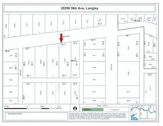 Photo 2: 20256 98A Avenue in Langley: Walnut Grove Land for sale