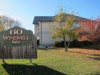 Photo 13: 60 Windmill Way in WINNIPEG: Charleswood Condominium for sale (South Winnipeg)  : MLS®# 1322323