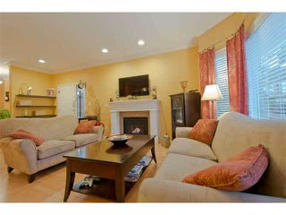 """Photo 3: 15 8291 GENERAL CURRIE Road in Richmond: Brighouse South Townhouse for sale in """"THE GARDENS"""" : MLS®# V1034981"""