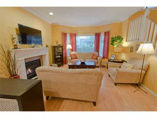 """Photo 2: 15 8291 GENERAL CURRIE Road in Richmond: Brighouse South Townhouse for sale in """"THE GARDENS"""" : MLS®# V1034981"""
