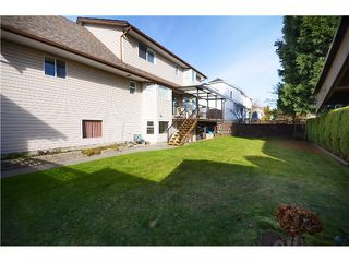 Photo 15: 2242 PARADISE Avenue in Coquitlam: Coquitlam East House for sale : MLS®# V1036673