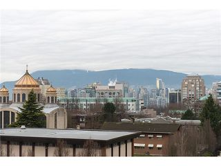 "Photo 10: # 601 503 W 16TH AV in Vancouver: Fairview VW Condo for sale in ""Pacifica"" (Vancouver West)  : MLS®# V1039832"