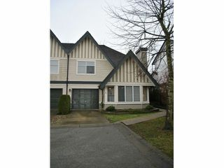 "Photo 1: # 86 18883 65TH AV in Surrey: Cloverdale BC Townhouse for sale in ""Applewood"" (Cloverdale)  : MLS®# F1402311"