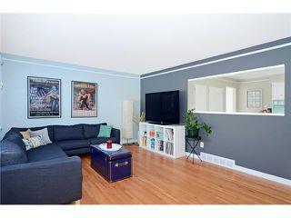 Photo 2: 99 HANOVER Road SW in CALGARY: Haysboro Residential Detached Single Family for sale (Calgary)  : MLS®# C3601684