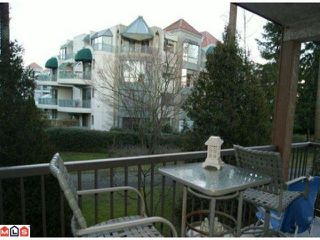 "Photo 2: 218 1740  SOUTHMERE CR in Surrey: Sunnyside Park Surrey Condo for sale in ""SOUTHMERE MEWS"" (South Surrey White Rock)  : MLS®# F1104909"