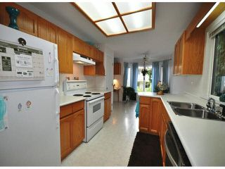 """Photo 5: 33 32339 7 Avenue in Mission: Mission BC Townhouse for sale in """"Cedarbrook Estates"""" : MLS®# F1408880"""