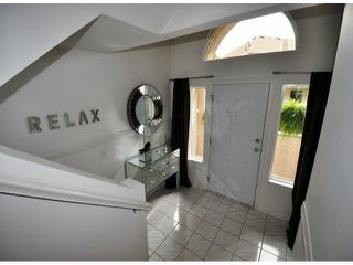 """Photo 2: 33 32339 7 Avenue in Mission: Mission BC Townhouse for sale in """"Cedarbrook Estates"""" : MLS®# F1408880"""