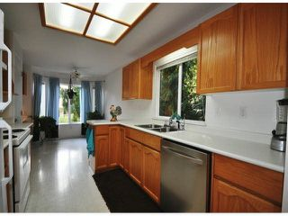 """Photo 4: 33 32339 7 Avenue in Mission: Mission BC Townhouse for sale in """"Cedarbrook Estates"""" : MLS®# F1408880"""