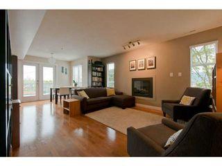 Photo 2: 3757 FRASER Street in Vancouver: Fraser VE Townhouse for sale (Vancouver East)  : MLS®# V1060981